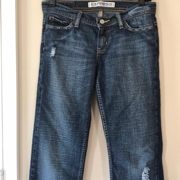 Express Denim - Express X2-W1 Jeans Sz 2